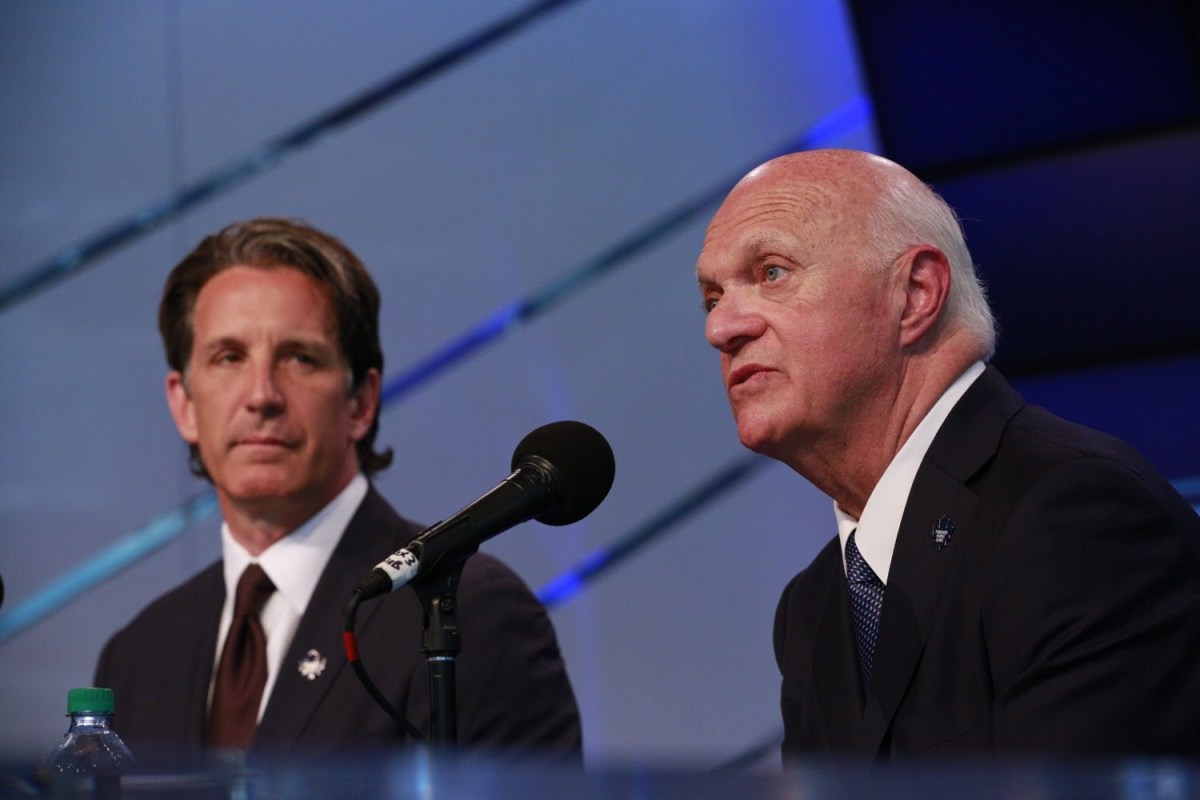 Throwback Thursday: Five years ago today, Toronto Maple Leafs hire Lou Lamoriello as GM