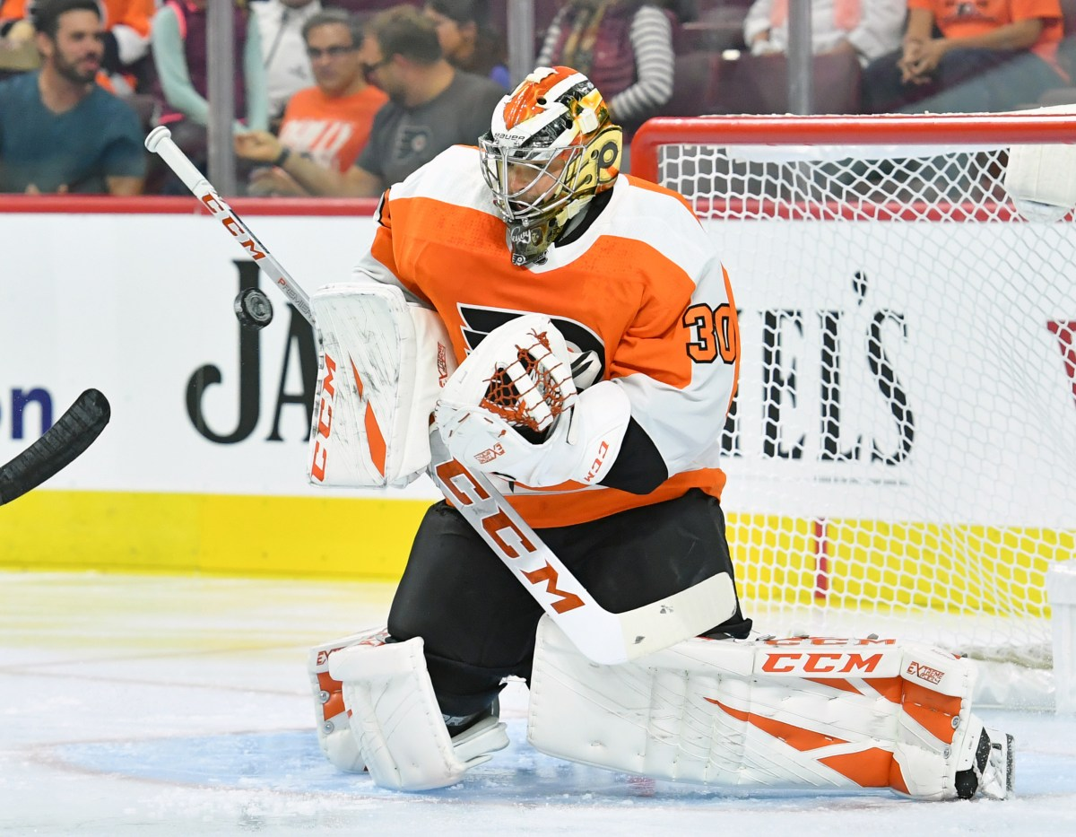 A new theory has emerged about why the Leafs released Michal Neuvirth from his PTO