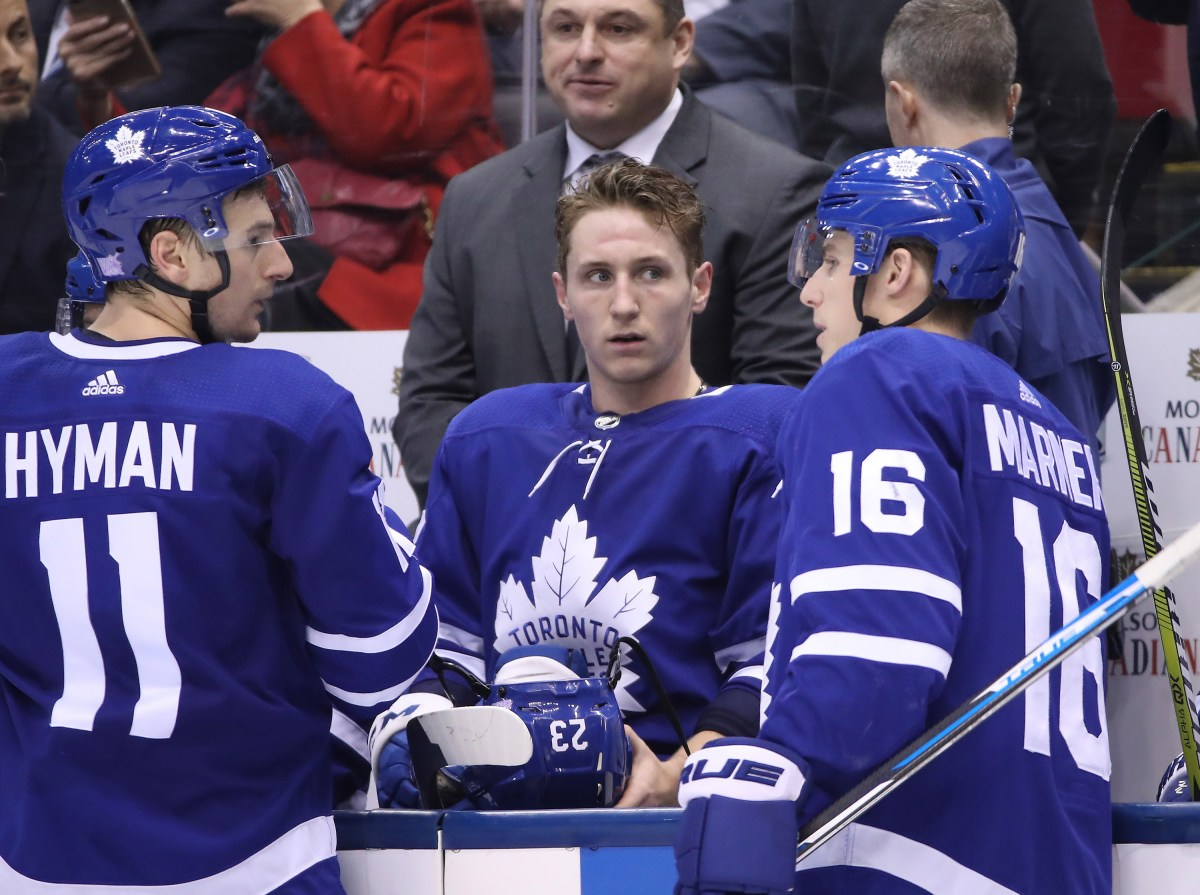 TheLeafsNation Top 25 of 2020: #9 — Projecting the Leafs Opening Night Lineup for the 2020-21 Season