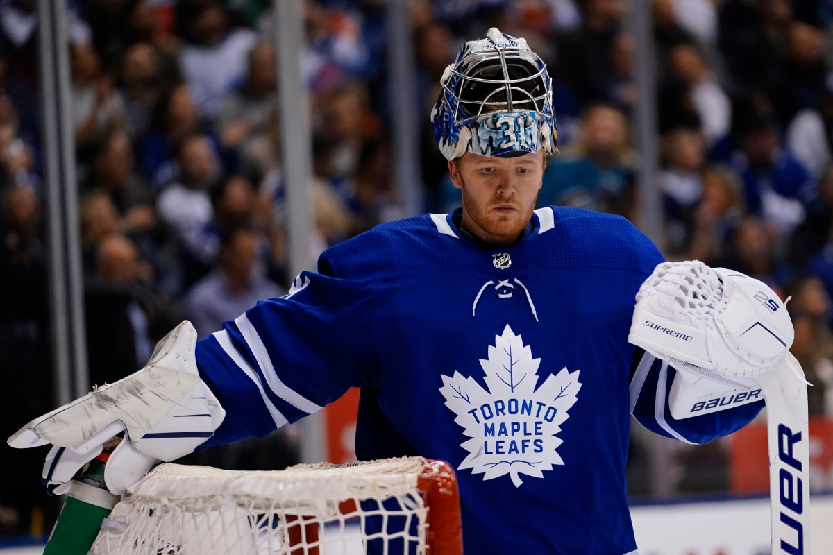 The NHL Goaltending Market and the Leafs