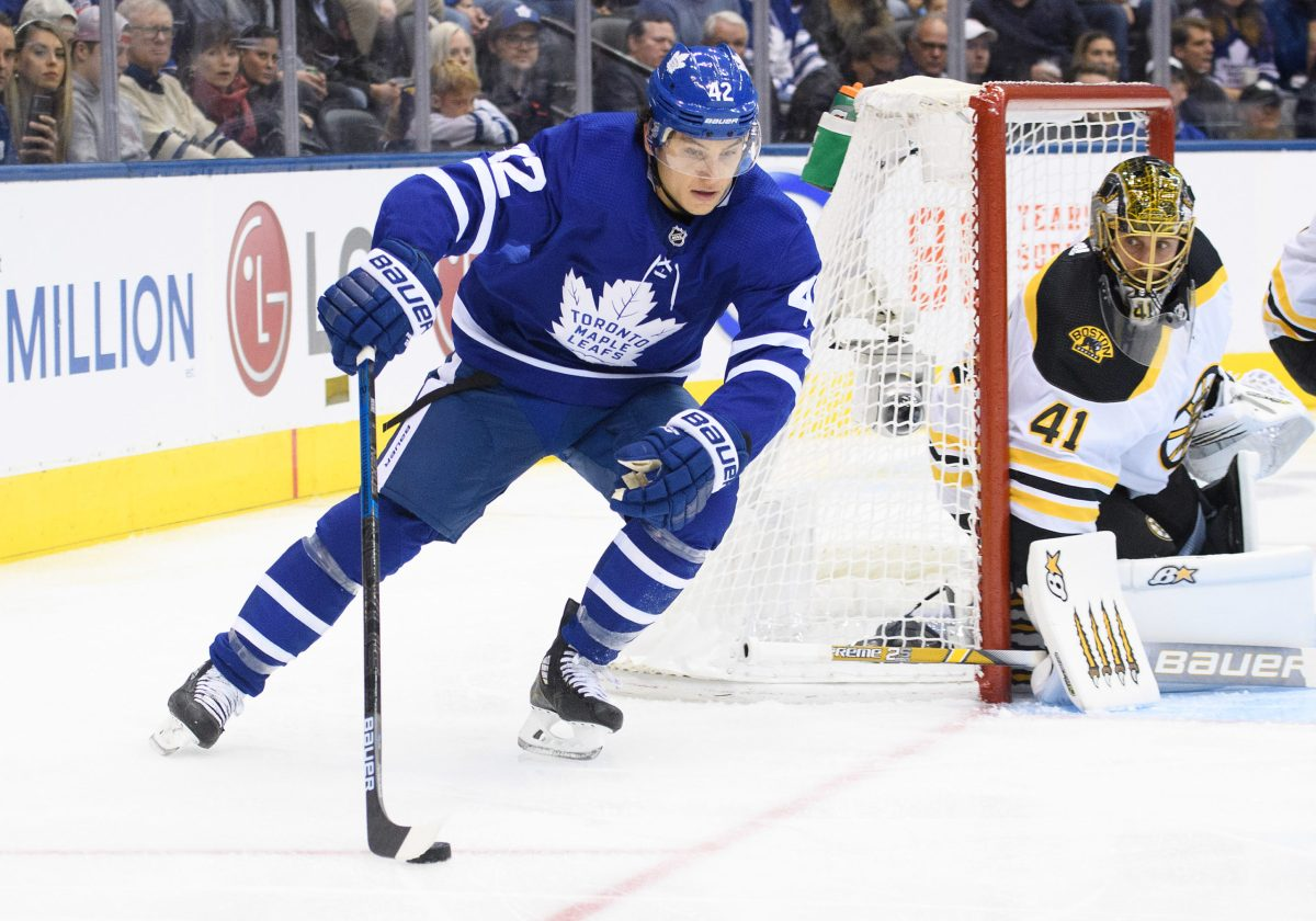Why the Leafs should sign development camp invites way more often