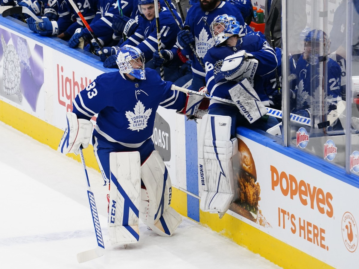 Leafs and the joys of (lite) load management