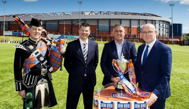 Launch IRN-BRU Cup