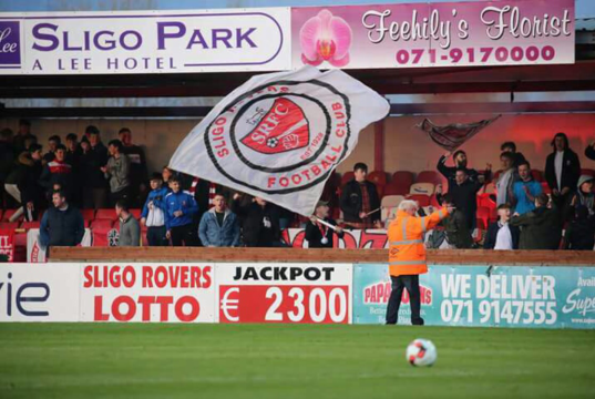 Crowd Sligo Rovers Showgrounds