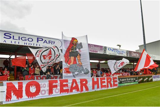 Showgrounds Sligo Rovers
