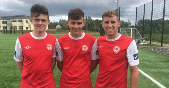 St Patrick's Athletic goalscorers