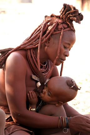 This is also a real mom multitasking breastfeeding and work.