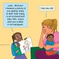TLB comic, funny Friday, preschool boob art