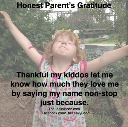 Thanksgiving parents