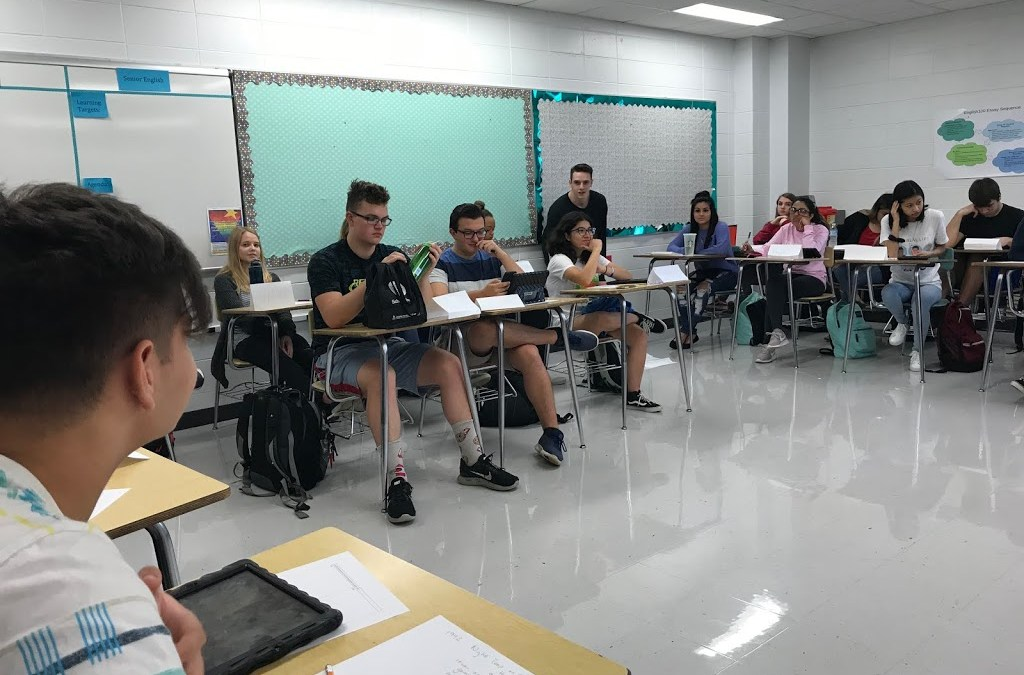 A Year in Learning at Elk Grove: Dual Credit College Composition Part 2 – Defining Learning