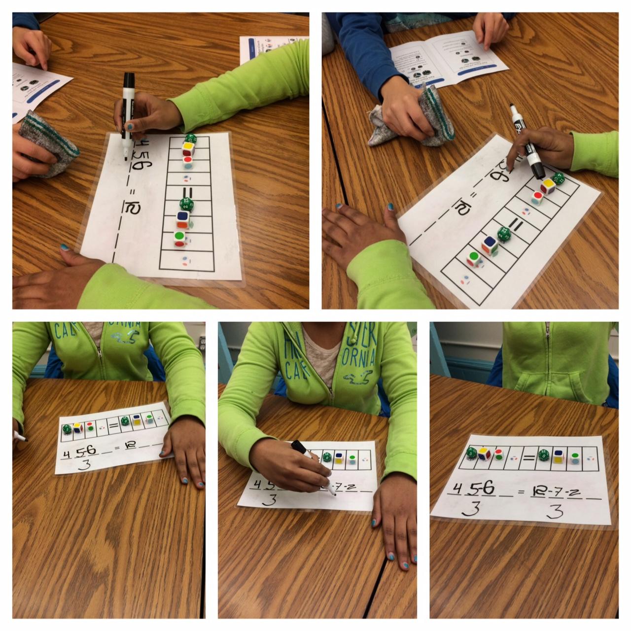 We Made A Math Game