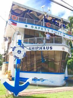 The Shiphaus in Bohol