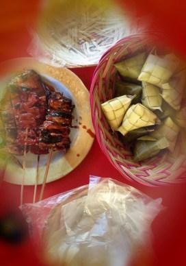 Way to eat at Larsian