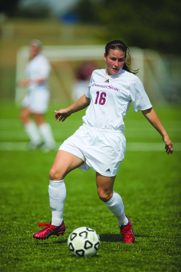 St. James Academy graduate Nia Williams will make her professional soccer debut as part of FC Kansas City. The new women's professional soccer league begins play on April 13.