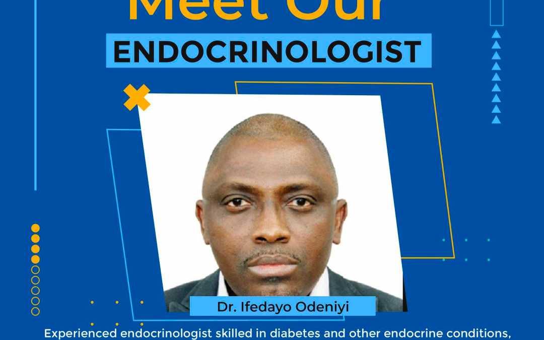 best endocrinologist in lagos