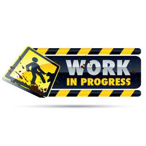 #6 – Work In Progress
