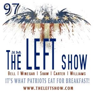 #97 – The LEFT Show – Dry Spots
