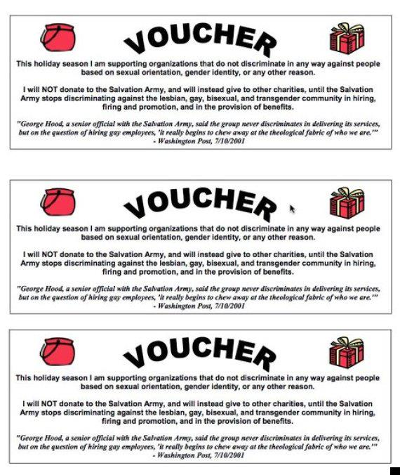 Salvation Army Coupons