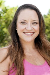 Choreographer Shannon Thomas