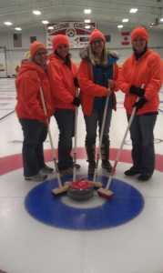 My Curling Team