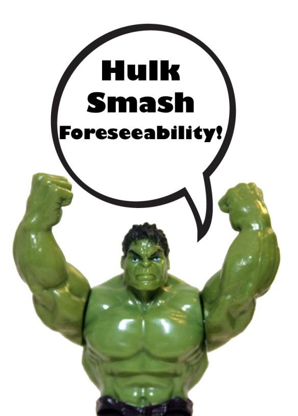 Hulk_Foreseeability