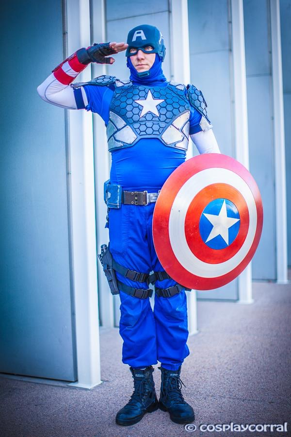 Thank you to Shawn Richter, photo credit credit Craig Bap at Cosplay Corral.