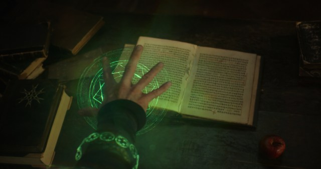 """""""I taught myself Sanskrit and the many ancient languages of magic, but HIPAA is, apparently, beyond me."""" Photo credit to: http://www.comingsoon.net/movies/news/676135-40-screenshots-from-the-doctor-strange-teaser-trailer"""
