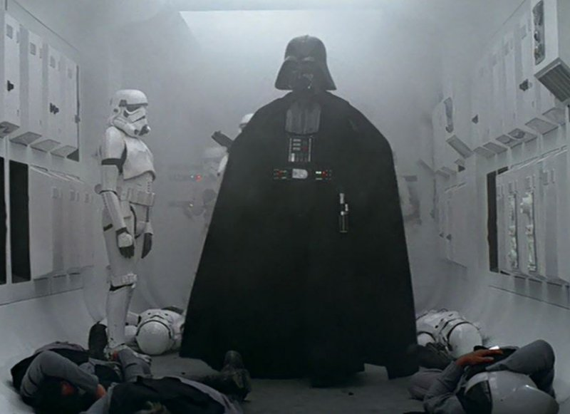 Star Wars: The Legality of Vader's Boarding Parties   The Legal Geeks