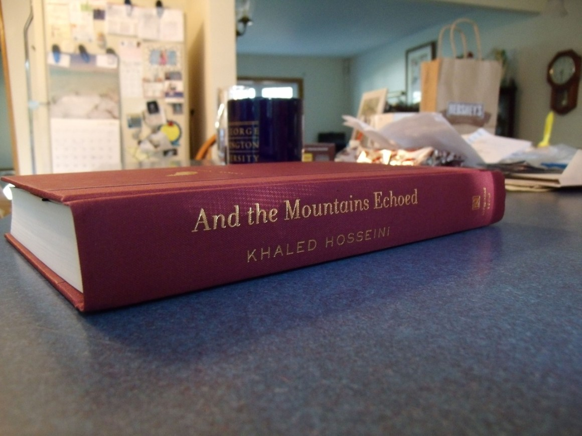 book review and the mountains echoed by khaled hosseini the khalid hosseini is an afghan born american novelist who resides in northern california by far he has published three novels ly the kite runner