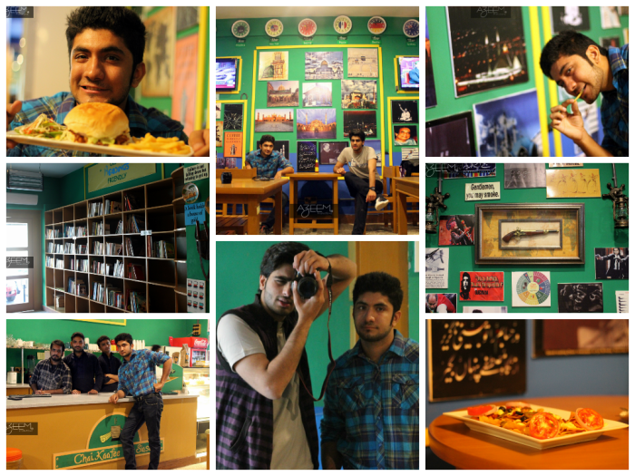 Life and Times of Affan and Azeem at Chai, Kaafee and Siyasat!