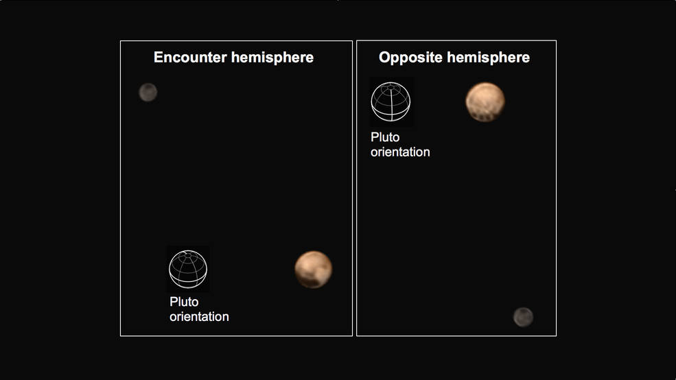 Mysterious Spots on Pluto Intrigue Scientists