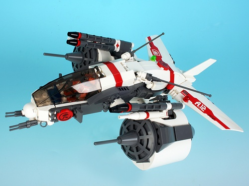 Hikari Gunship