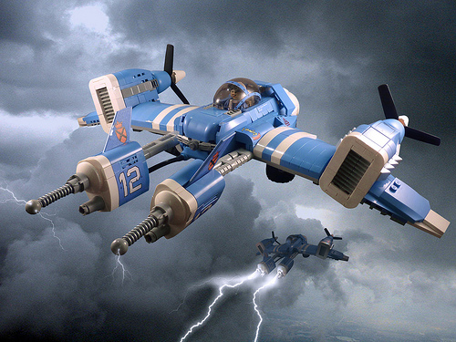Sky-Fi Thunderbird