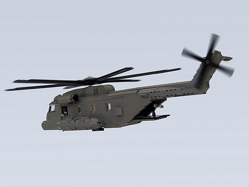 Lego MH-53 Pave Low