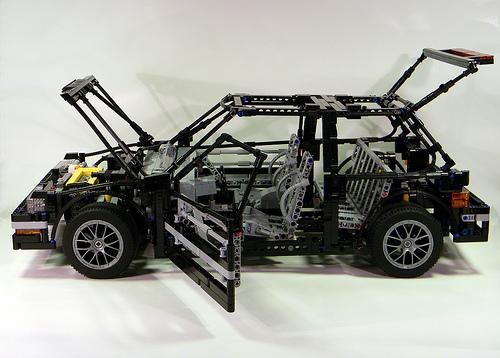 Technic Supercar Honda Civic