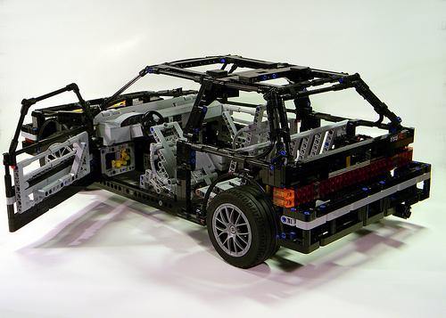 Lego Technic Honda Civic