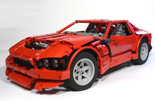 Lego Technic Supercar V12