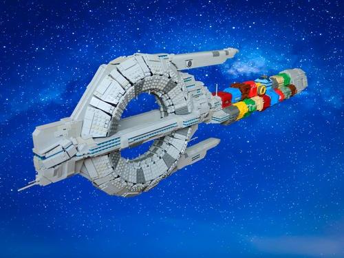 Lego Spaceship