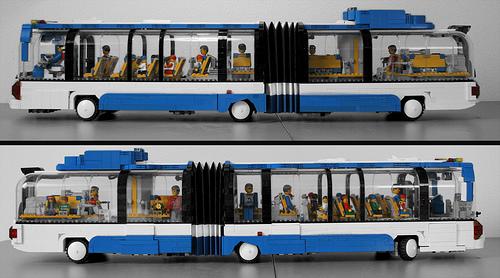 Lego Technic Bus