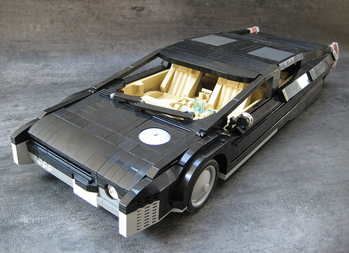 Lego Sentinel