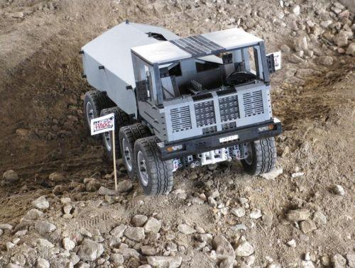 Lego Truck Trial