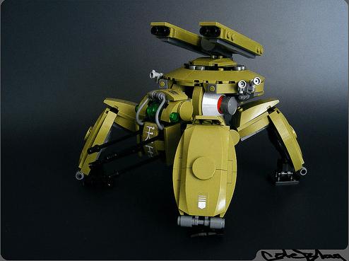 Lego Mech Robot