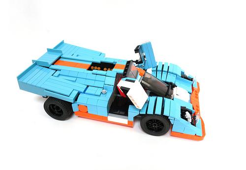 Lego Gulf-Porsche 917