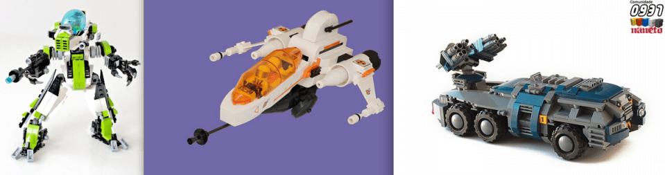 Lego Sci-Fi Special