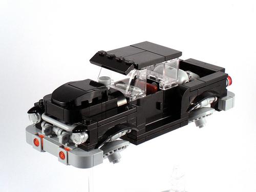 Lego Hover Car