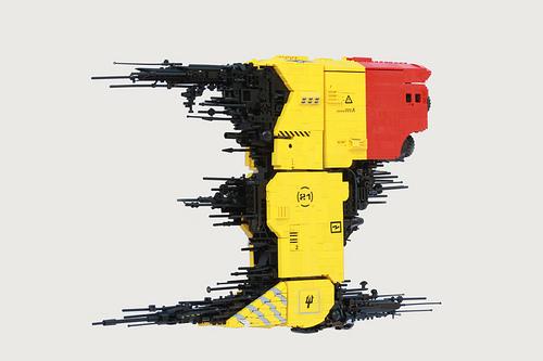 Lego UNES Odyssey 21