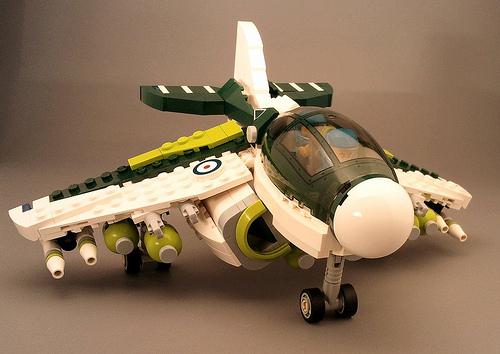 Lego Hornet Plane