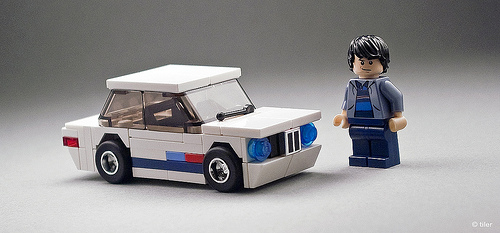 Lego BMW 2002 Turbo