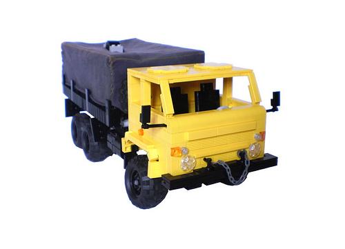 Lego Star Truck