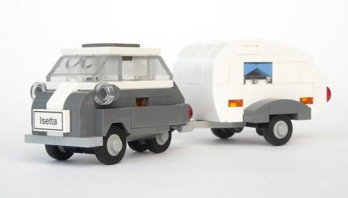 Lego BMW Isetta Caravan